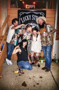lucky strike tattoo summer bash